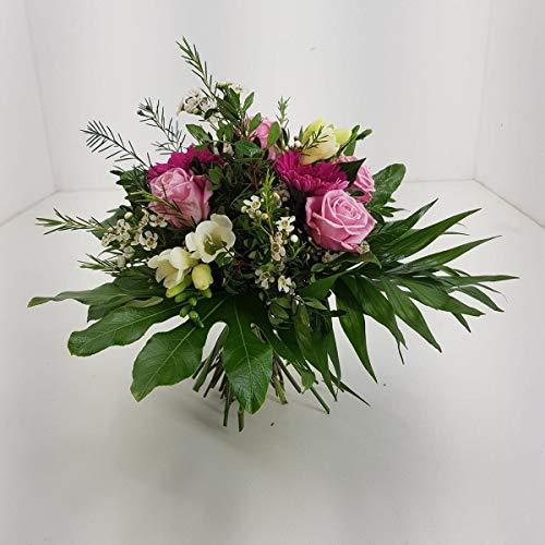 VERSANDKOSTENFREI Blumenstrauß -Frauentraum- mit kostenloser Glückwunschkarte/handgeschrieben