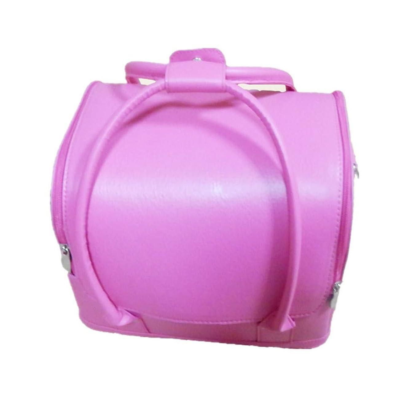 抽出事実教育者化粧オーガナイザーバッグ 美しいメイクアップのための純粋な色ポータブル化粧品袋と女性の女性の旅行とジッパーで毎日のストレージ 化粧品ケース