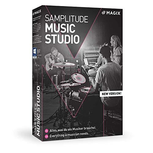 Samplitude Music Studio 2021 - Alles, was du als Musiker brauchst.