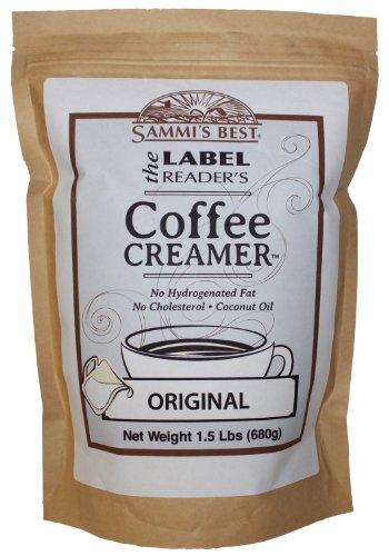 The Label Readers Healthy Coffee Creamer- Original 1.5 lbs.
