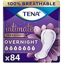 cheap TENA hints at nocturnal absorbable urinary incontinence / Anti-Lying Bladder Control Pad, 28…