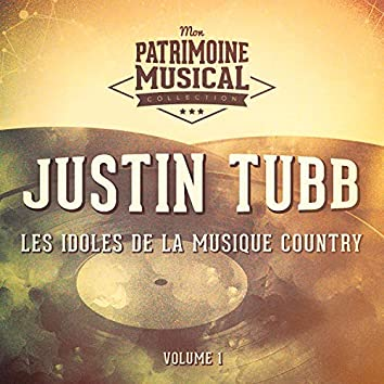 Les idoles de la musique country : Justin Tubb, Vol. 1