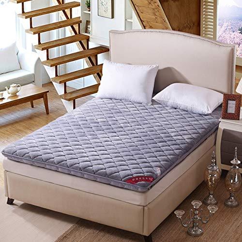 MM-CDZ flanel slaapkamer-matras, inklapbaar, traditioneel, Japans futon kussen, dik stiksel, matras, topper slaap, koelbox, kussen voor entree, slaapzaal
