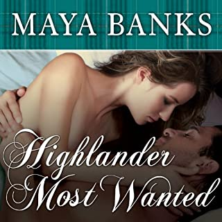 Highlander Most Wanted     Montgomerys and Armstrongs, Book 2              Written by:                                                                                                                                 Maya Banks                               Narrated by:                                                                                                                                 Kirsten Potter                      Length: 9 hrs and 48 mins     9 ratings     Overall 5.0