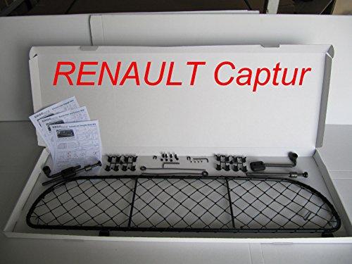 ERGOTECH Trennnetz Trenngitter Hundenetz Hundegitter für Renault Captur