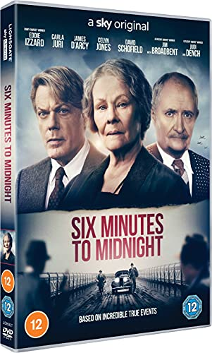 Six Minutes to Midnight [DVD] [2021]