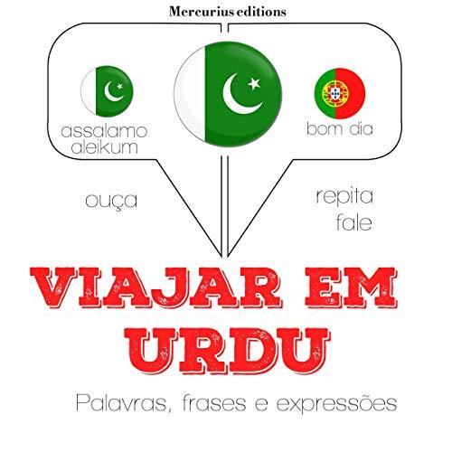 Viajar em urdu audiobook cover art