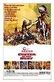 Robert Shaw, Mary Ure et Robert Ryan dans Custer of the West (60 x 91 cm) Poster