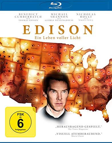Edison - Ein Leben voller Licht [Blu-ray]