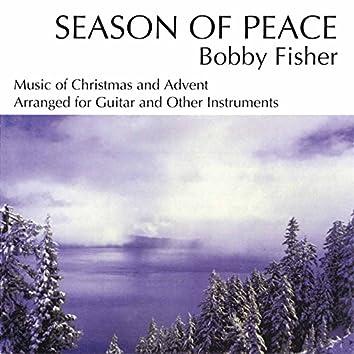 Bobby Fisher: Season of Peace