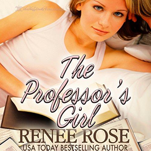 The Professor's Girl audiobook cover art