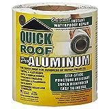 Cofair QR625 Quick Roof Pro Aluminum 6' x 25'