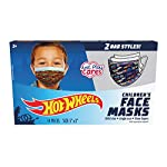 Corona Virus protection products Hot Wheels Children's Single Use Face Mask, 14 Count, Small, Ages 2-7, Multi (98034)