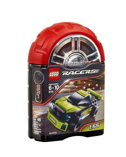 LEGO Racers Thunder Racer by LEGO (English Manual)