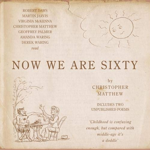 Now We Are Sixty  By  cover art