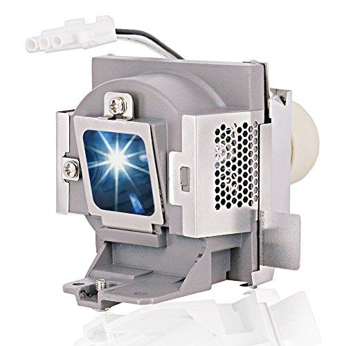 Loutoc 5J.J9R05.001 Bombilla de lámpara de proyector para Benq MS524 MS527 TW529 MW529 TH530 MS521P MS506 MS517H MS512H TW526 MH530