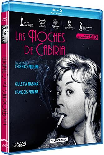 Las noches de Cabiria [Blu-ray]