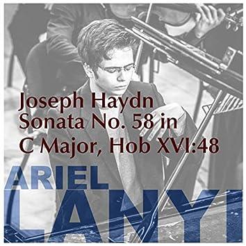 Sonata No. 58 in C Major, Hob. XVI:48