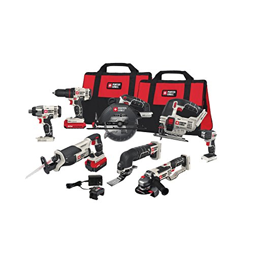Porter-Cable Cordless Power Tools