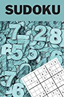 Sudoku: Amazing Sudoku Puzzle Book for a Brain Workout One Puzzle per Page - Medium Difficulty (With Solutions)
