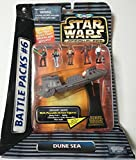 STAR WARS Classic Micro Machines Classic Battle Pack: Dune Sea #6
