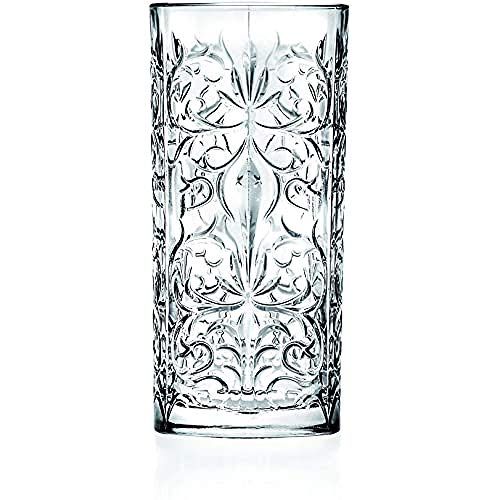 RCR 6 Bicchieri bibita Tattoo