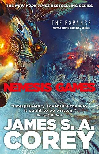 Nemesis Games (The Expanse Book 5) (English Edition)