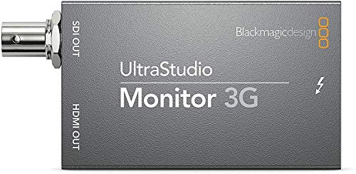 Blackmagic Design Ultrastudio Monitor 3G Marca Blackmagic Design