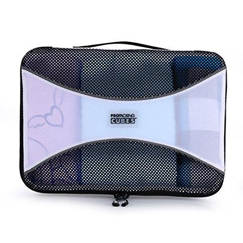 PRO Packing Cubes Packwürfel für die Reise - Gepäck Organizer Taschen, Zubehör -...