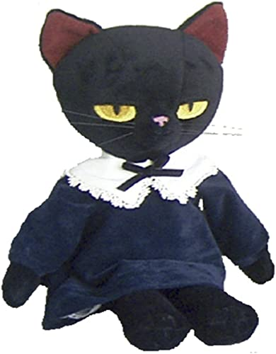 Minou Plush Doll (M) Blau dress (japan import)