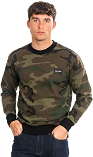 Calvin Klein All Over Camo Sweatshirt in Camo