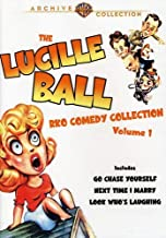 Lucille Ball RKO Comedy Collection Volume 1