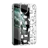Yoedge Clear Silicone Case for Samsung Galaxy S30 Ultra/S21