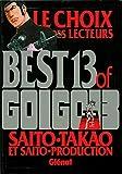 Best 13 of Golgo 13 - Le Choix des Lecteurs