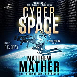 CyberSpace cover art