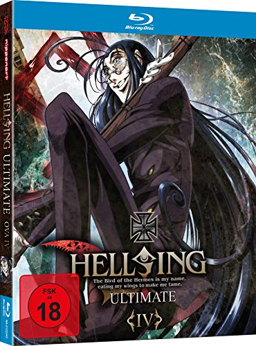 Hellsing: Ultimate - OVA - Re-Cut - Vol.4 - [Blu-ray]