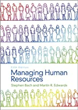 Managing Human Resources: Human Resource Management in Transition