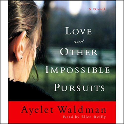 Love and Other Impossible Pursuits  audiobook cover art