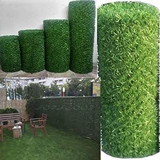 Weblonya Çim Çit Bahçe Çiti Yeşil Çit Kaplama 1 Metre X 10 Metre 2072