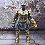 XVPEEN Modelo Marvel Avengers: Endgame 36Cm Thanos Children's Toy Roleactionabl...