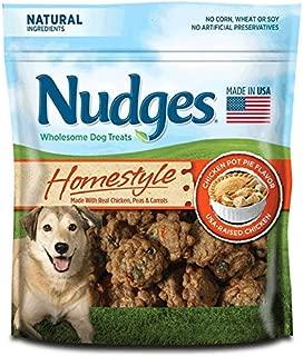 Nudges Homestyle Chicken Pot Pie Dog Treats