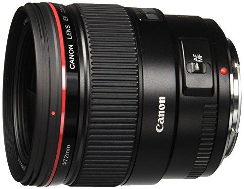 Canon EF 35mm f/1.4L USM SLR Obiettivo ampio Nero