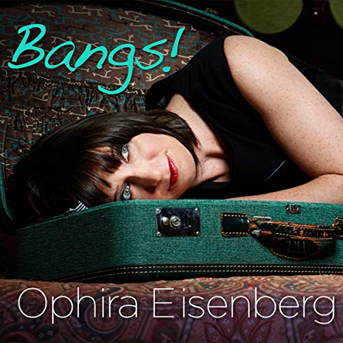 Ophira Eisenberg: Bangs! audiobook cover art