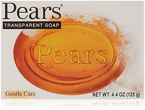 Pears Original Transparent Soap 4.4 Oz, 24...