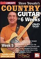 Steve Trovato's Country Guitar in 6 Weeks Week 5 [DVD] [Import]