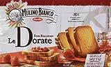 Mulino Bianco Fette Biscottate Dorate - 630 gr