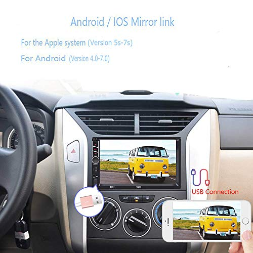 Hikity Android 7 Inch Car Stereo