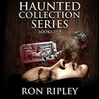 Haunted Collection Series: Books 7 - 9 cover art