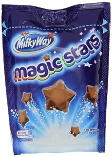 Milky Way Magic Stars Pouch 130 g (Pack of 10) (B004BKQWXO) | Amazon price tracker / tracking, Amazon price history charts, Amazon price watches, Amazon price drop alerts