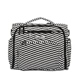 Product Image of the JuJuBe B.F.F Multi-Functional Convertible Diaper Backpack/Messenger Bag, Coastal...